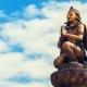 פסל בקטמנדו נפאל