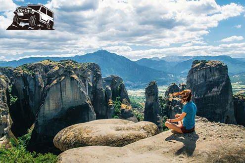 מיי טריפ - טיולי ג'יפים בנהיגה עצמית ביוון
