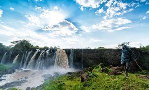 טיול למפלי הנילוס באתיופיה עם מיי טריפ