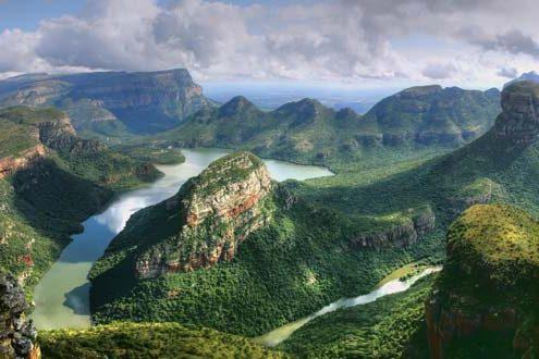 דרום אפריקה בשילוב בוצואנה ומפלי ויקטוריה 14 יום