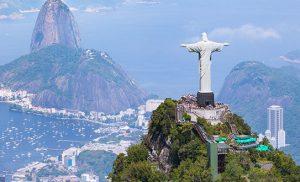 ישו הקדוש על הר קורקבדו בריו דה ז'נרו