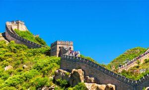 החומה הסינית בסין