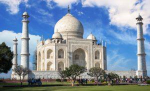 טאג' מהאל באגרה הודו
