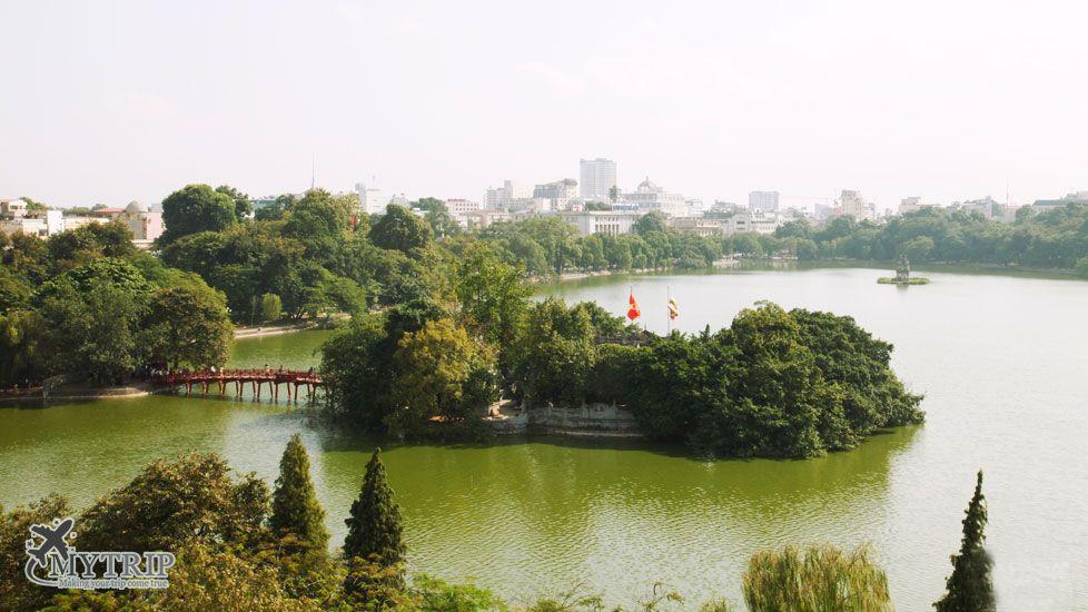 אגם הואן קיאם וייטנאם