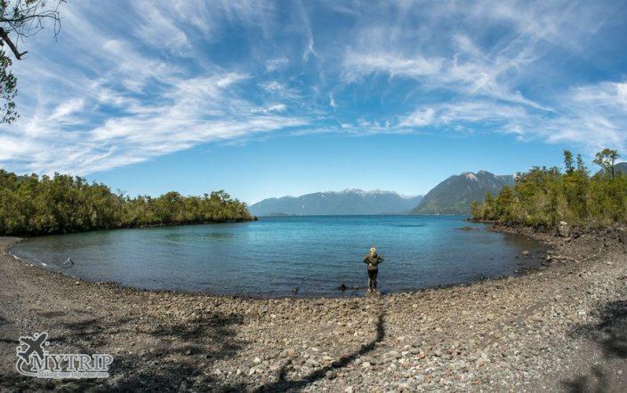 אגם טודוס לוס סנטוס בצילה