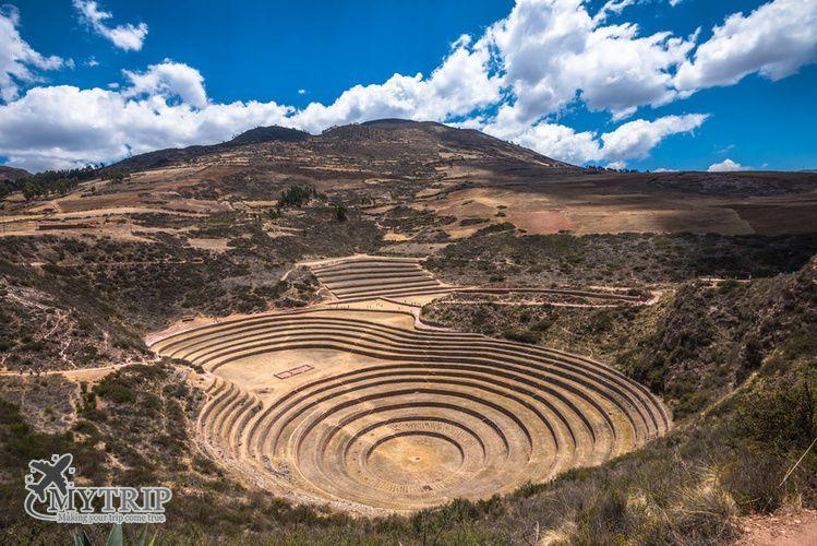 אתר ארכיאולוגי בפרו