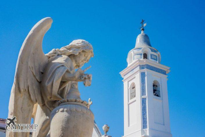 בית הקברות ריקולטה בארגנטינה