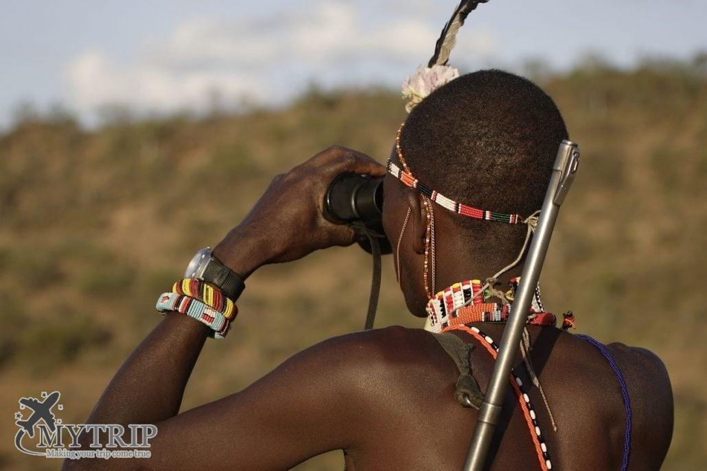 בני שבט בקניה