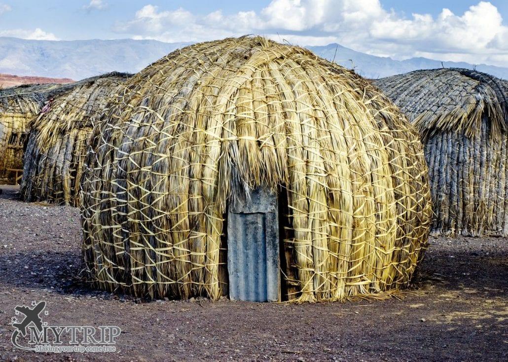 בתים - שבטים מקומיים בקניה