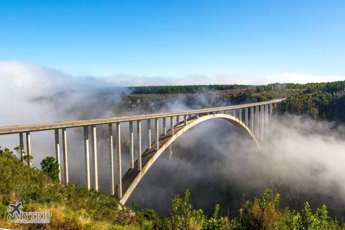 גשרים עוצרי נשימה בדרום אפריקה