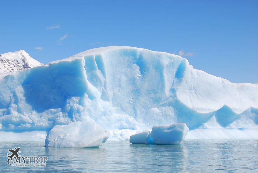 טיול לארגנטינה קרחון