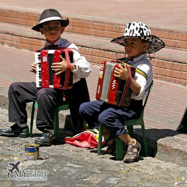 ילדים בארגנטינה
