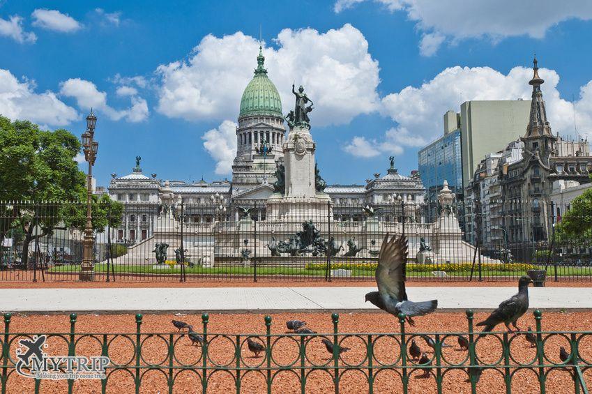 כיכר הקונגרס בואנוס איירס ארגנטינה