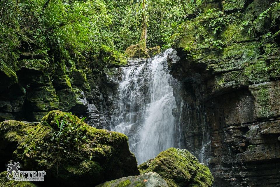 מפלים באקוודוא למטייל