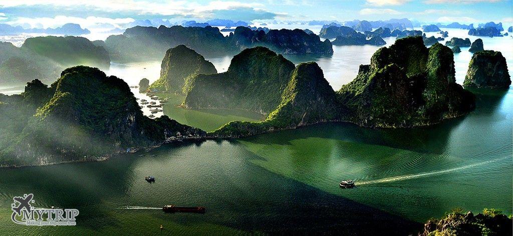 מפרץ האלונג וייטנאם