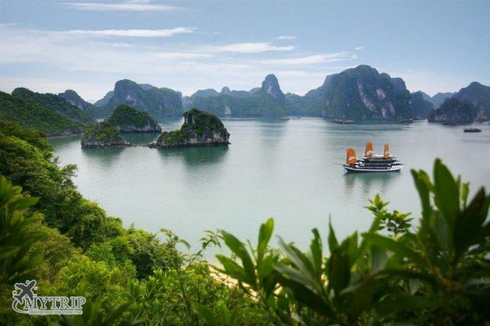 מפרץ האלונג טיול בווייטנאם