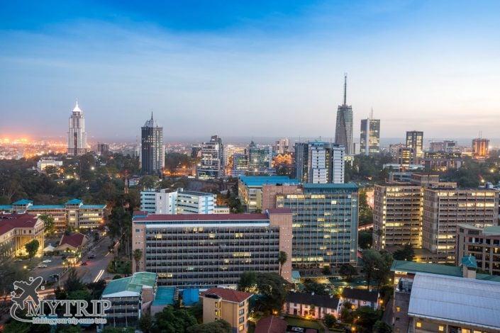ניירובי קניה