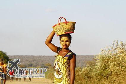 נשים במדגסקר