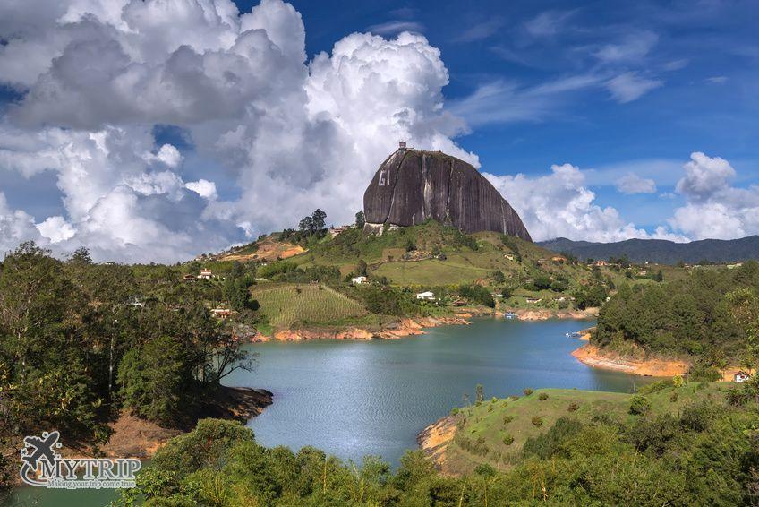 סלע אל פניול בקולומביה