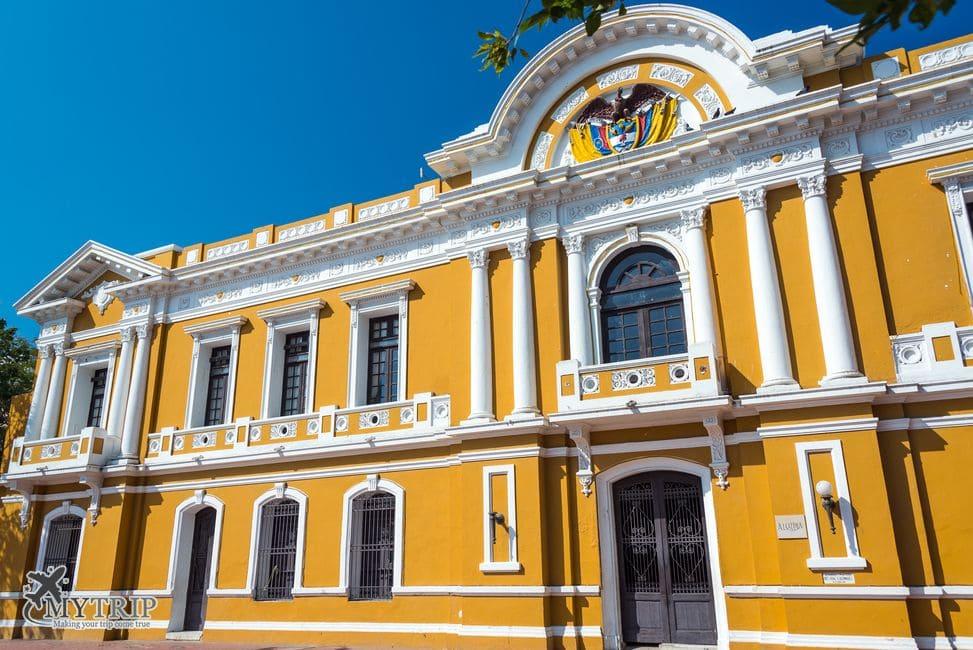 סנטה מרתה קולומביה