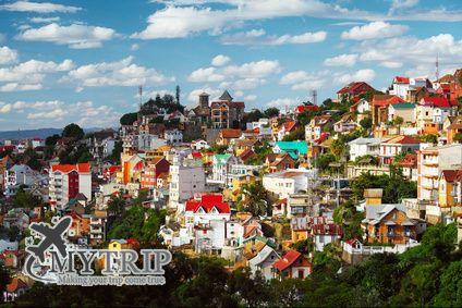 העיר אטינבורו במדגסקר