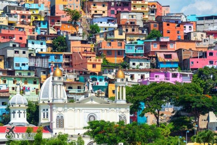 ערים צבעוניות באקוודור
