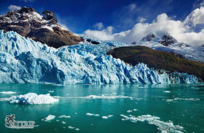 קרחון ספגציני ארגנטינה