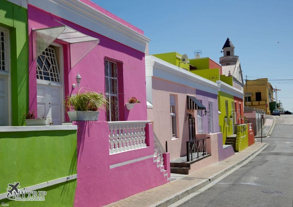רחובות בערים בדרום אפריקה