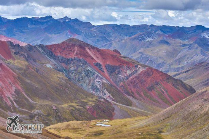 רכס הרי הקשת בפרו