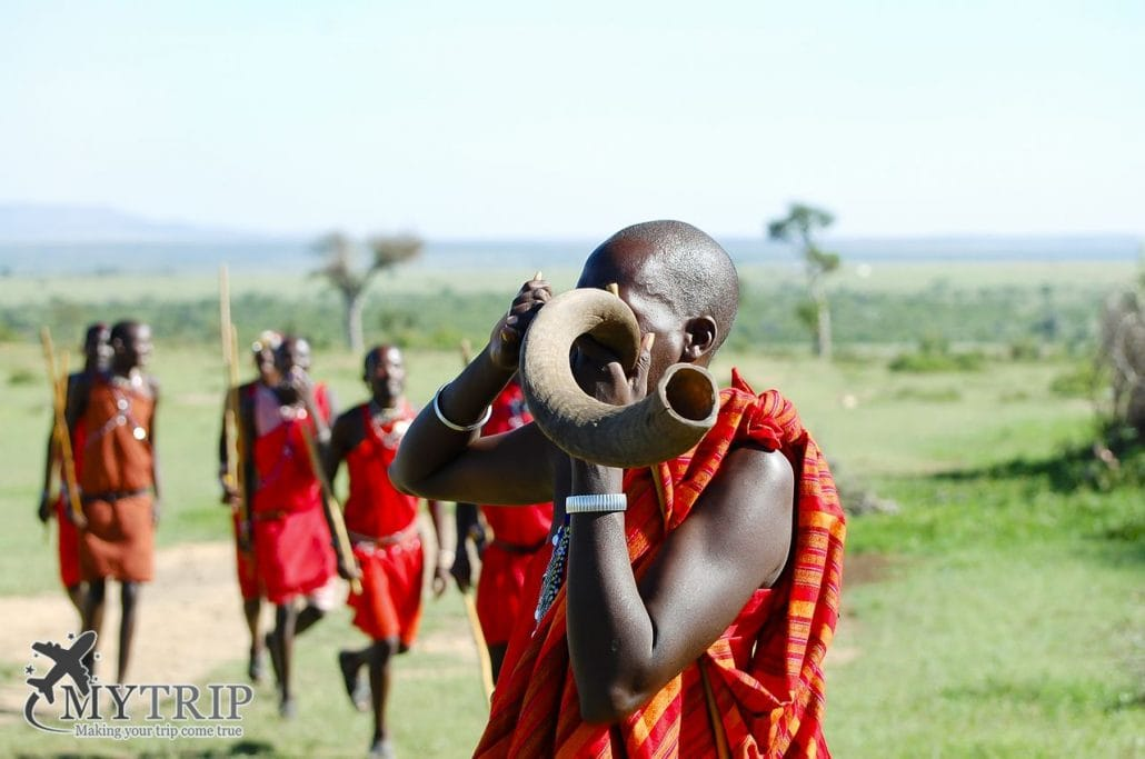 שבט בקניה