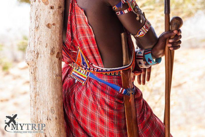 שבט המסאי קניה