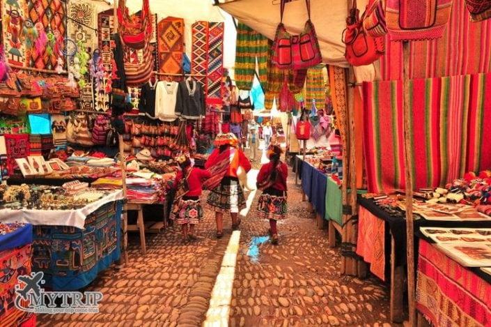 שווקים בפרו