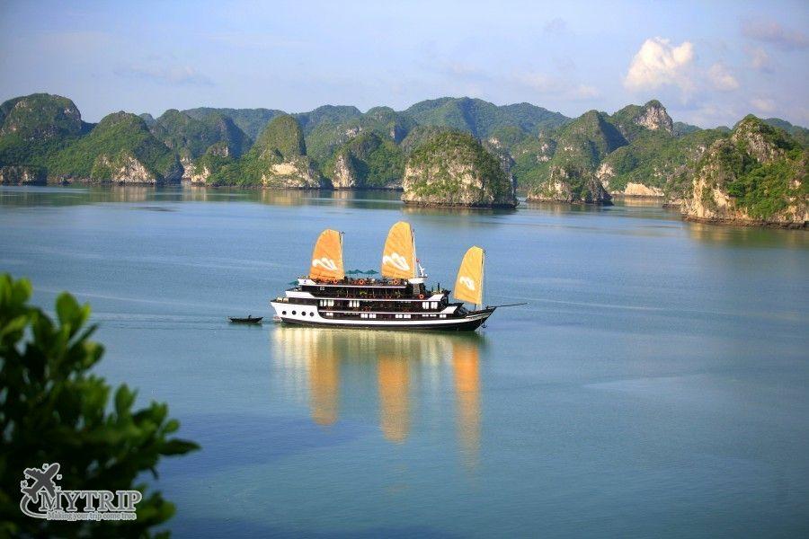 שייט בהאלונג וייטנאם