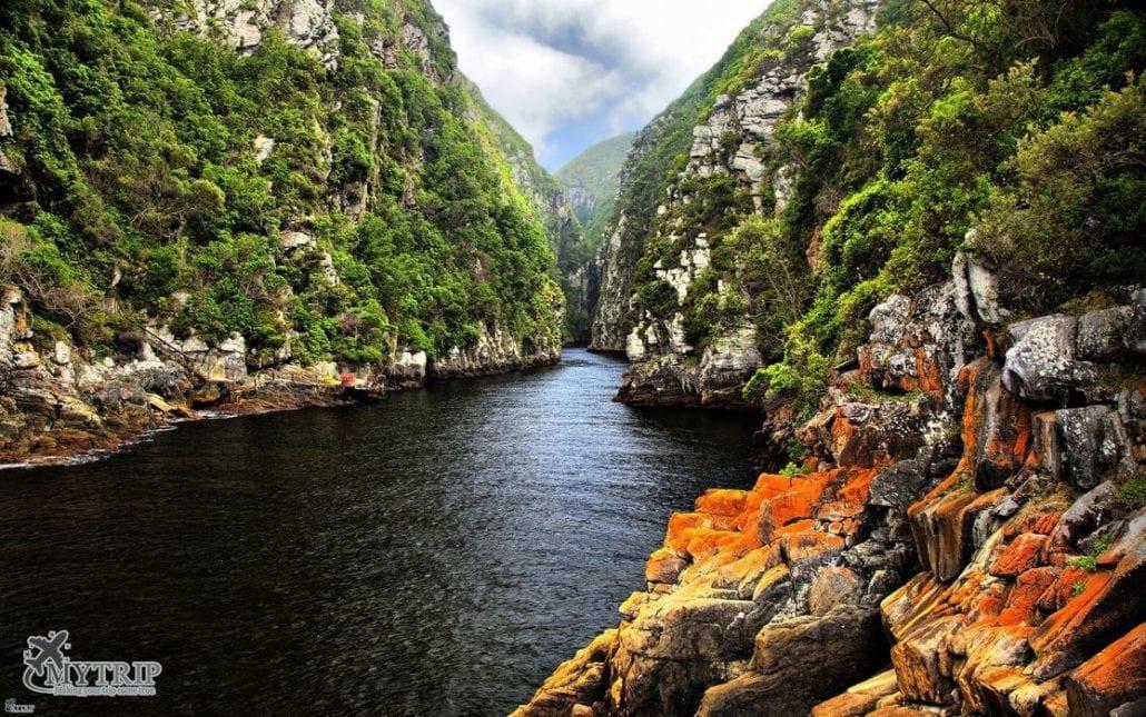 שייט בטיול לדרום אפריקה