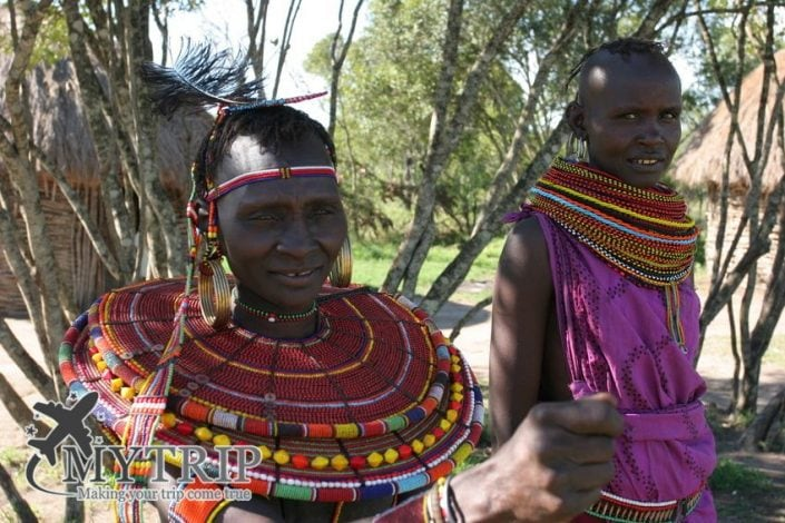 femmes samburu sweetwaters