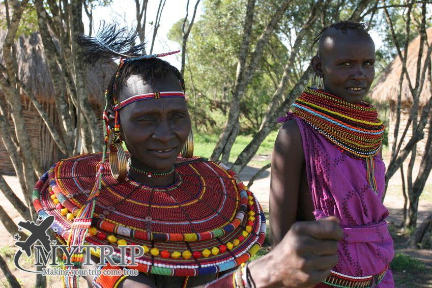 femmes samburu sweetwaters