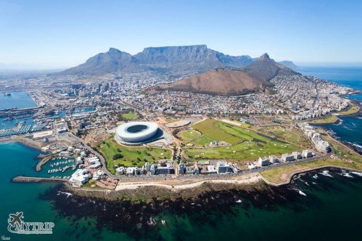 תמונות אוויר דרום אפריקה