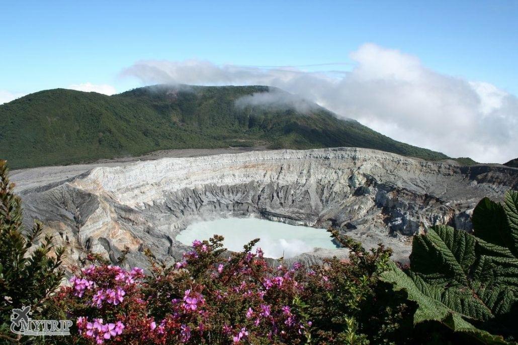 הר הגעש פואז קוסטה ריקה