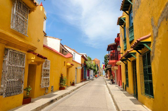 קולומביה תמונות