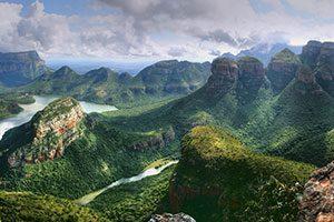 שלושת הרונדבלים בדרום אפריקה