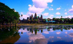 מקדשי אנגקור בקמבודיה