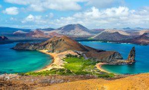 האי ברתולמה בגלפגוס
