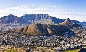 הר השולחן בדרום אפריקה