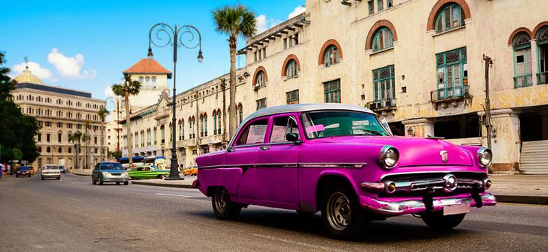 האתרים החשובים בקובה