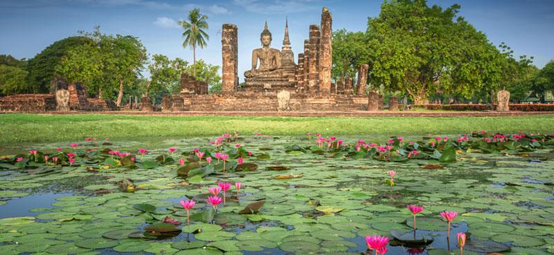 הפארק ההיסטורי סוקהוטאי בקמבודיה