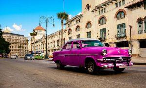 הוואנה העתיקה בקובה