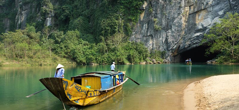 מערת פונג נא קא באנג וייטנאם