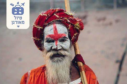 טיול מאורגן להודו צפון
