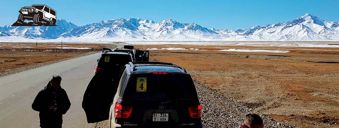 טיולי ג'יפים בקירגיסטן