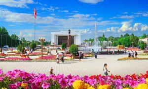 מיי טריפ - טיולי ג'יפים בקירגיסטן